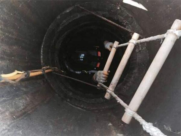 市政管道潜水封堵