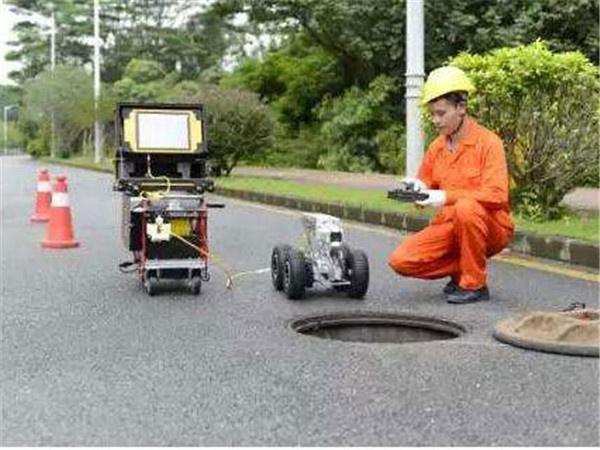 市政CCTV管道检测