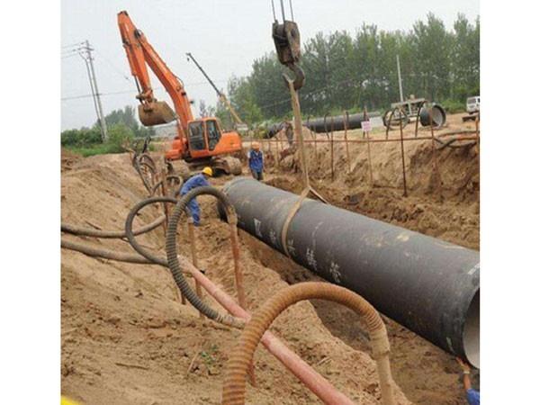 非开挖管道工程